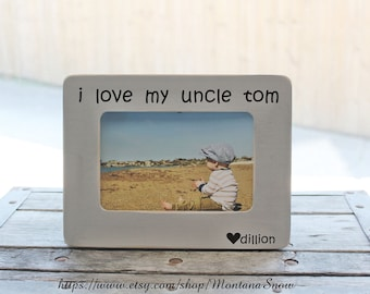 uncle gift i love my uncle to be my uncle loves me new uncle favorite aunt uncle gift for uncle picture frame fathers day gift to uncle