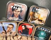 2-pack of Fandom Tea Tins - Star wars - Sherlock - Doctor Who - Vikings