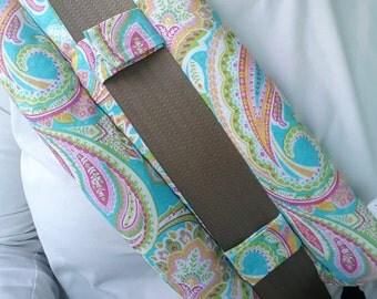 Port Pillow - Breast Cancer Survivor Gift - Seat belt Pillow - Surgery Gifts - Post Surgery - Seat Belt Pillow - Heart Surgery Padding