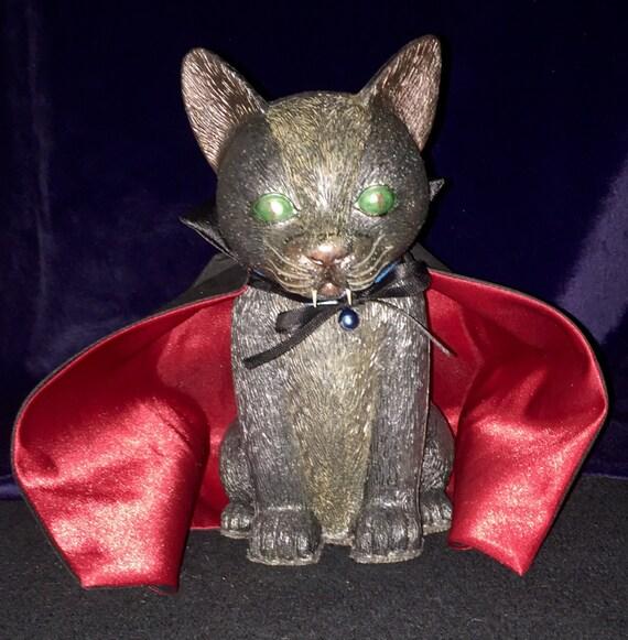 """Ambrogino Kitty """"Little Immortal One"""" Original Undead Vampire Biohazard Baby Kitty"""