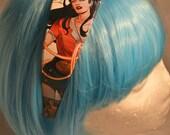 Bombshells Wonder Woman Comic Book Headband