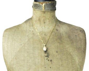 Enamel Faberge Egg Necklace, Enamel Faberge Egg Pendant, Long Thin Gold Chain Necklace with Enamel Egg Pendant, Enamel Pendant Necklace
