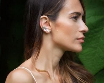 New Earring| MONO-EARRING TWIG