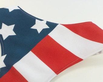 American Flag Dog/Cat Harness