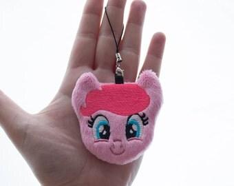 Pinkie Pie Plush Charm