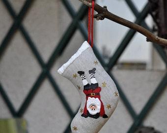 Santa Claus lutin - Christmas decoration