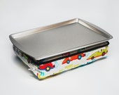 Kid's Lap Tray - Kid's Lap Desk - Kid's Lap Pillow - Race Car Lap Desk - Boys Lap Desk - Magnetic Lap Desk - Travel Toys