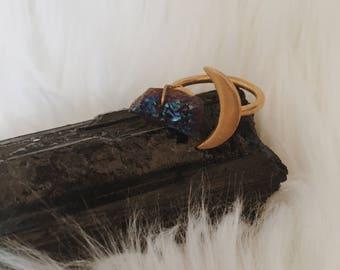 Orb of Night Ring