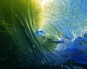 Wave Art Photograph, Surf Photo,  Surfing California, Photography Waves, Beach Print