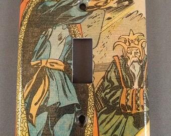 Doctor Strange Comic Book light switch cover