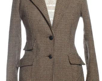 Vintage 1970's Bespoke Tweed Jacket 10 - www.brickvintage.com