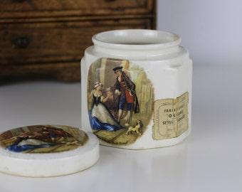 Vintage Jar Pot Marmalade Frank Cooper Sandland Ware