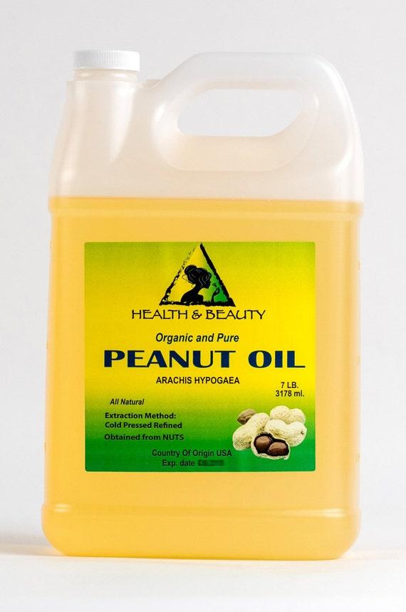 100 refined peanut oil