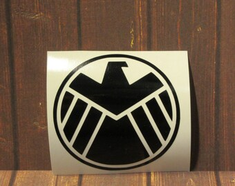 Marvel | Agents of Shield | Vinyl Decal