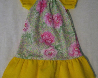 2T dress, toddler dress 2T, girls dress, baby clothes, baby dress, 2T clothes, summer dress