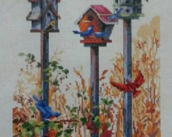 Goldfinch Birdhouse Etsy
