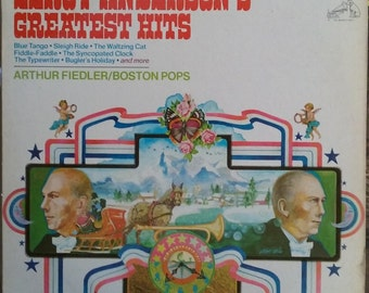 Al Hirt Honey In The Horn Vintage Record Album Vinyl Lp