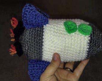 Crochet Rocket