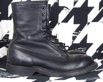 Vintage Vulcan Combat boots