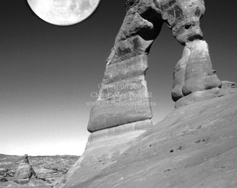 Delicate Arch Arches National Park Utah Wilderness