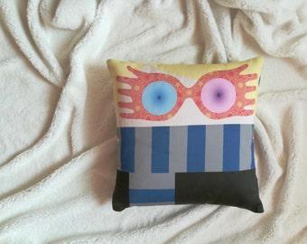 Federa cuscino Luna Lovegood - Harry potter