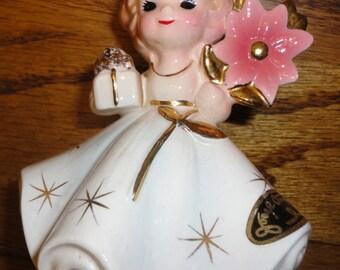Josef Original December Birthday Figurine