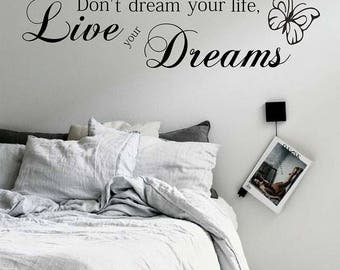 nursery wall decals & vinyl wall quotes arthappywallzart