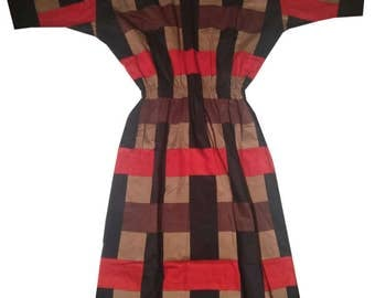Original Marimekko dress from late 80s early 90s