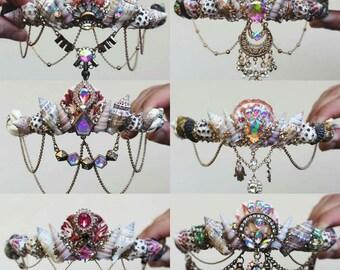 Custom made thin crowns