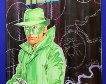 Green Hornet #9 Now Comics Book (Grade NM) 1991, B1