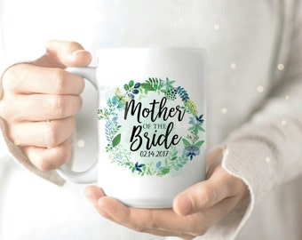 Personalized Brides Mother Mug - Mother of the Bride Mug - Gift for Mother of the Bride - Mother in Law Mug - Mother of Bride Gift