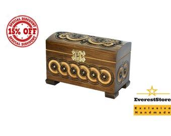Jewelry Box, Wooden Box, Ring Box, Wood Box, Memory Box, Wooden Keepsake Box, Small Wooden Boxes, Wooden Storage Boxes, Custom Wood Box, Sma