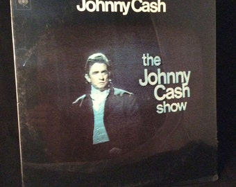 SEALED - Johnny Cash - The Johnny Cash Show - 1970 LP vinyl record - MINT