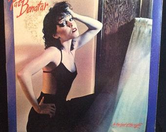 Pat Benatar - In The Heat Of The Night - 1979 LP vinyl record
