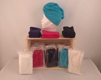 Towel head, Hair towel