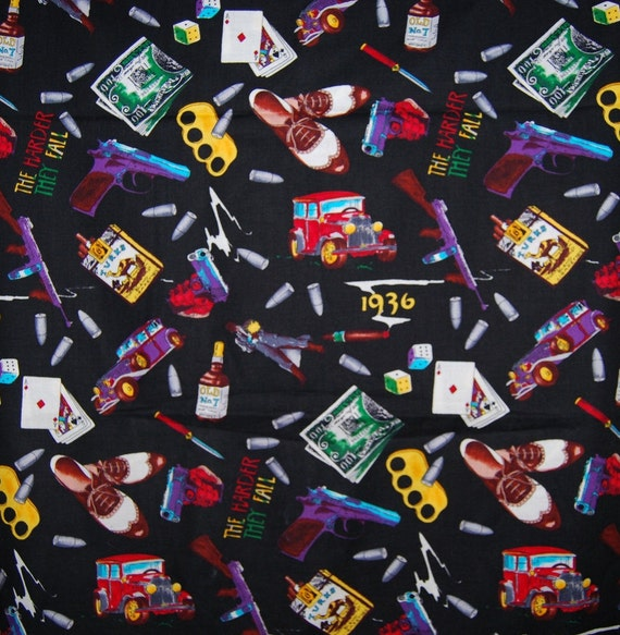 Gambling print fabric mississippi casino coupon