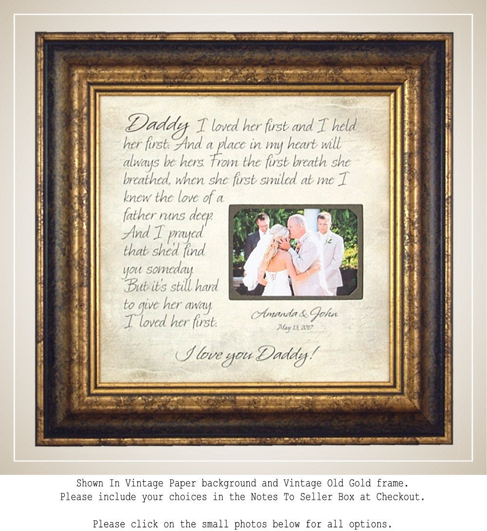 Father Of The Bride Gift Lyrics Wedding Song First Dance