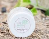 Moisturizing Face Cream, Fresh Coconut