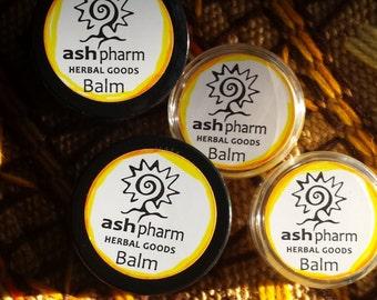 BALM- Perfect all-purpose Balm. Soothing. Healing. Protecting. Calendula. Comfrey. Plantain. Chamomile.