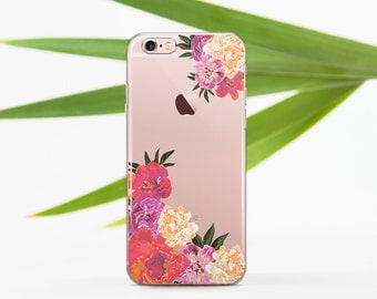 Floral iPhone 6s Case iPhone 7 Case Floral 7 Plus iPhone Case iPhone 5s Case Floral Case For Samsung Galaxy S6 S7 to Galaxy Phone Case 089