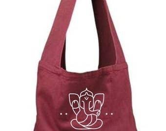 Shanti yoga bag / tote bag / travel bag / yoga bag