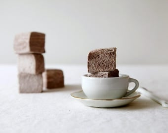 Chocolate Marshmallows, Handmade Gourmet Marshmallows