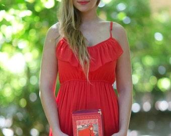 Book Clutch Little Red Riding Hood
