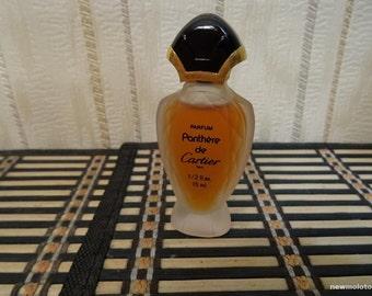 Panthere de Cartier 15ml. Perfume Vintage