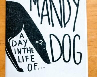 Mandy Dog Zine