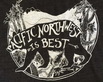 Women's Pacific Northwest is Best