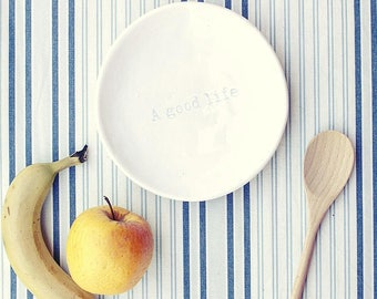 Dish A GOOD LIFE