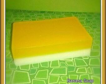 Banana Soap