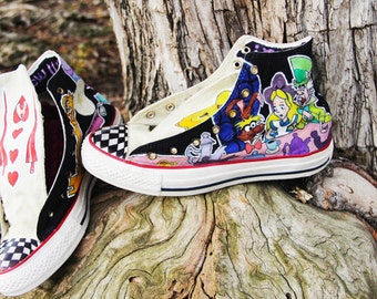 cheshire cat shoes etsy