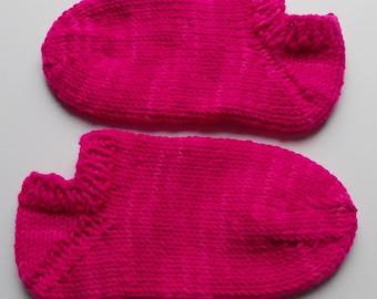 bed-socks, Gr. 38/39 (EU),  pink